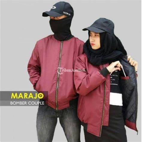Jaket Bomber Hizi Rantai Tosca jaket bomber size m dan l warna merah hitam dan hijau tosca bisa satuan bandung