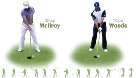 golf swing perfetto la velocidad de mcilroy deportes el pa 205 s