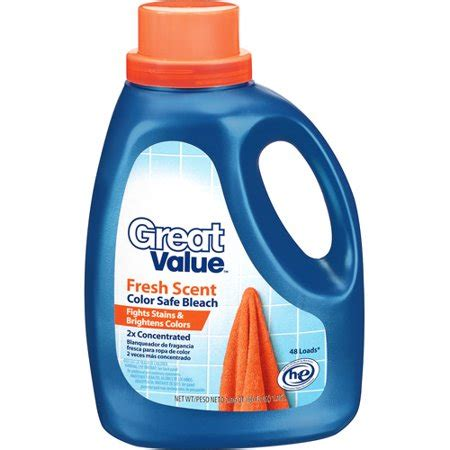 color safe great value fresh scent color safe 2 06 qt