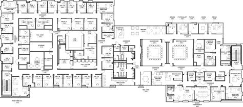 cannon house office building floor plan