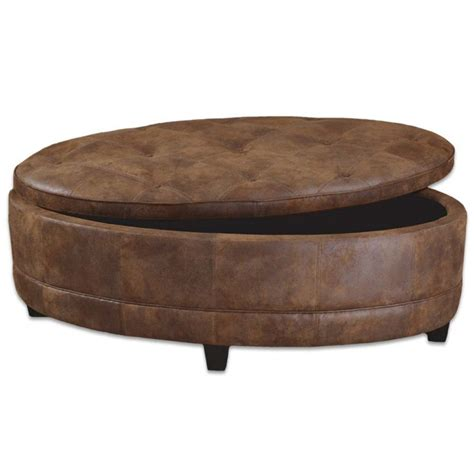 ottoman interior design coffee tables ideas modern interior design large leather