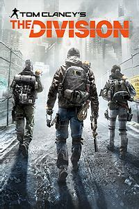 tom clancy's the division – games on microsoft store