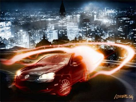 Car Photoshop Effects by 200 Photoshop Photo Effects Hungred Dot
