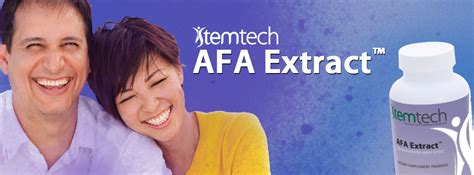 Stemtech Afa Extract 1 stem cell therapy what is stemtech afa extract