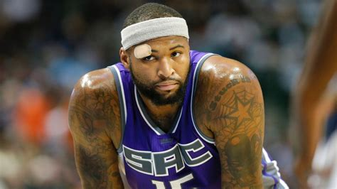demarcus cousins demarcus cousins is on the sacramento kings