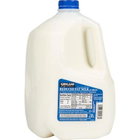 Costco Kirkland Milk | kirkland signature 2 reduced fat milk 1 gallon each from