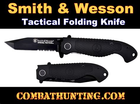 smith and wesson special tactical 3354 smith wesson special tactical folding knife tactical knives