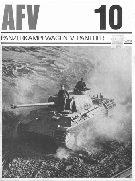 afv photo album vol 3 panther tanks and variants on czechoslovakian territory and edition books chars russian kv and is afv weapons 17 livre