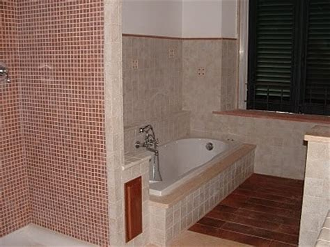 bagno muratura fai da te bagno in muratura fai da te gli impianti idraulici la
