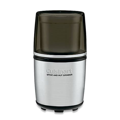 bed bath and beyond cuisinart buy cuisinart 174 spice and nut grinder from bed bath beyond