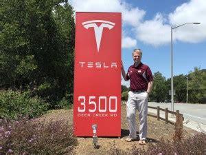 Tesla Summer Internships Bagley Student Begins Highly Competitive Tesla Internship