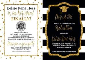 9 graduation invitation wording jpg vector eps ai illustrator