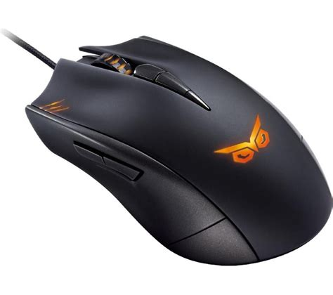 Mouse Gaming Asus buy asus strix claw optical gaming mouse free delivery