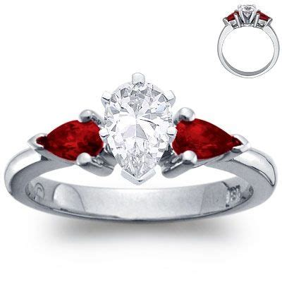Wedding Rings With Rubies by 23 Best Rubis Images On Gems Gemstones And Pears