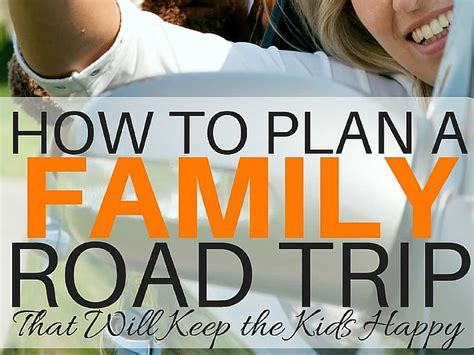 keep on smilin the adventures of a road hog publisher books how to plan a family road trip that will keep the happy