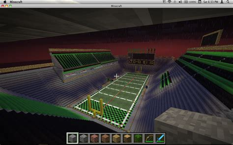minecraft sports stadium image gallery minecraft sports