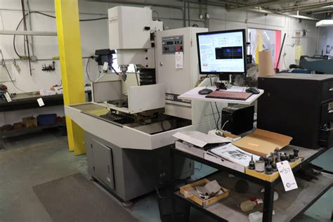 prototype fabrication studio warehouse auction clt auctions