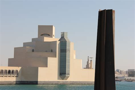 Stranger In The House thoughts on richard serra in qatar