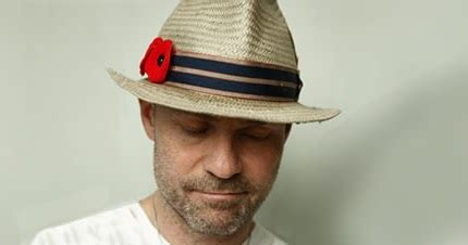 hip tour: gord downie playing at harvest picnic sept 1, 2012
