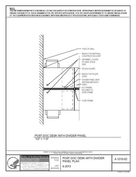 Utility Cabinet For Kitchen by Nih Standard Cad Details