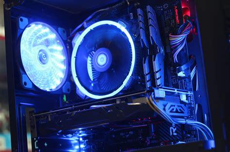 Paket Cpu Pc Rakitan Gaming 36 Intel G4560 3 5ghz Ram 8gb Vga 2gb jual pc gaming blue kenceengg banget test