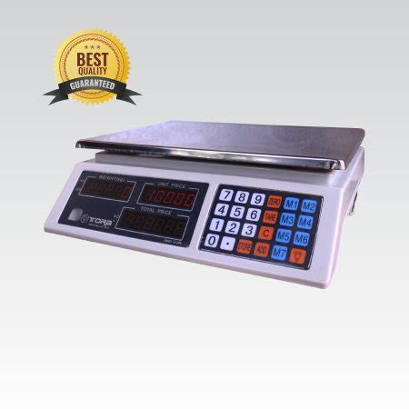 Timbangan Digital Barang jual beli timbangan digital elektronik tora alat ukur