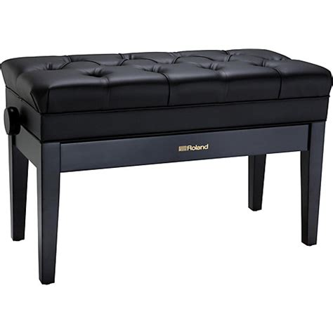 duet piano bench with storage roland duet piano bench cushioned with storage