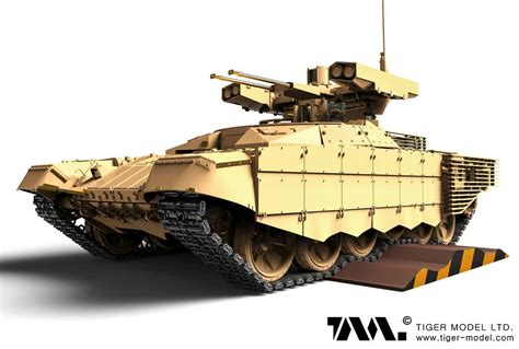 the modelling news tiger model s new 35th scale quot terminator 2 quot is back and gee hasn t it built up