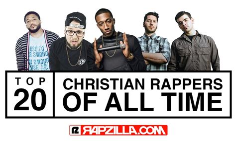 top 20 of all time top 20 christian rappers of all time