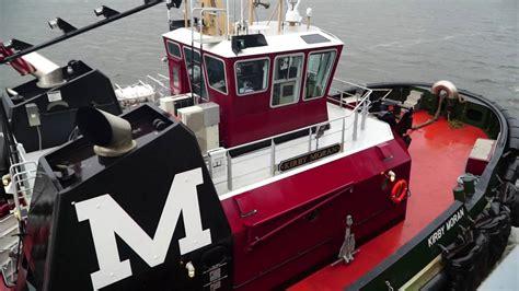 tugboat work tugboat at work youtube