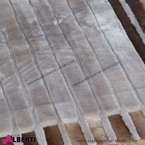 tappeto di pecora tappeto di pelle di pecora rasatacon disegno 280x170 cm