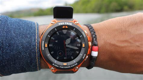 Casio Protrek Wsd F20 Like New casio pro trek smart wsd f20 review