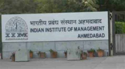 Iim Ahmedabad 1 Year Mba Fees by Patel Shares State S Power Surplus Journey With Iima