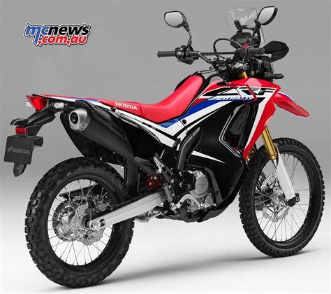 honda crf honda crf 250 rally 7299 due march 2017 mcnews com au