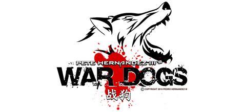 war dogs 2016 war dogs logo 2016 war dogs
