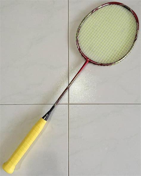 Yonex Nanoray 900 By J O Sports yonex nanoray 900 ltd page 4 badmintoncentral