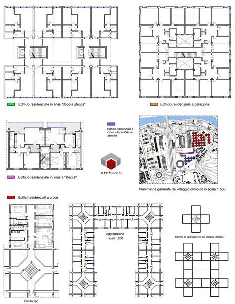 appartamento villaggio olimpico roma villaggio olimpico tipologie residenziali