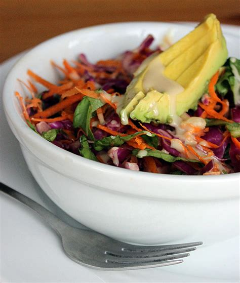 Detox Salad With Lemon Dressing by Healthy Rainbow Salad For Detox Popsugar Fitness Australia