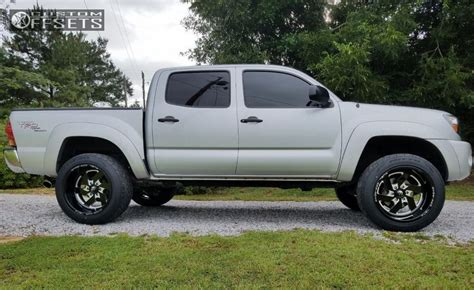 Leveling Kit For Toyota Tacoma Wheel Offset 2008 Toyota Tacoma Aggressive 3 5
