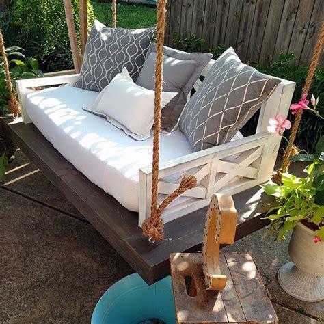 twin swing ridgidbuilt original hanging daybed swing crib or twin