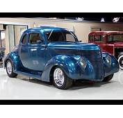 1938 Ford Street Rod Test Drive Classic Muscle Car For