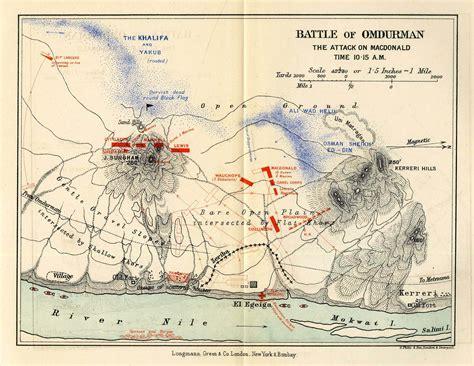 omdurman map file river war 2 7 omdurman battle 10 15am jpg wikimedia