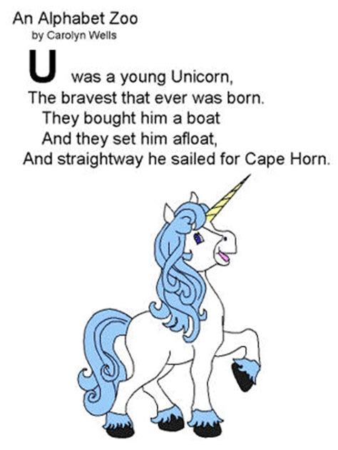 Toilet Paper Funny by Carolyn Wells U Was A Young Unicorn
