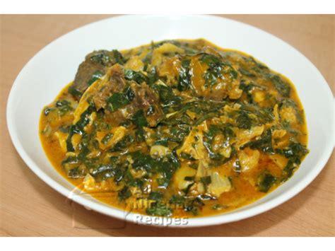 Ofe Owerri (Ofe Owerre)   All Nigerian Food Recipes