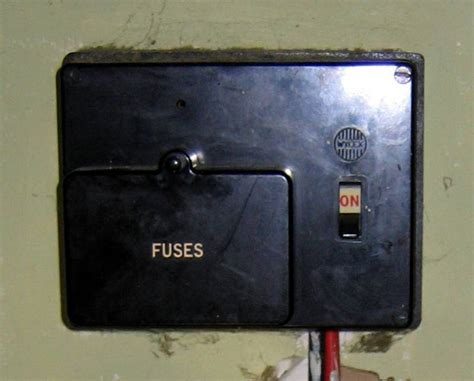 electrical fuse box replacement how much does it cost to
