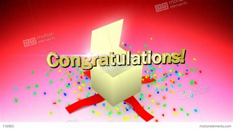Wedding Congratulations Animation by Congratulations Animation For Email