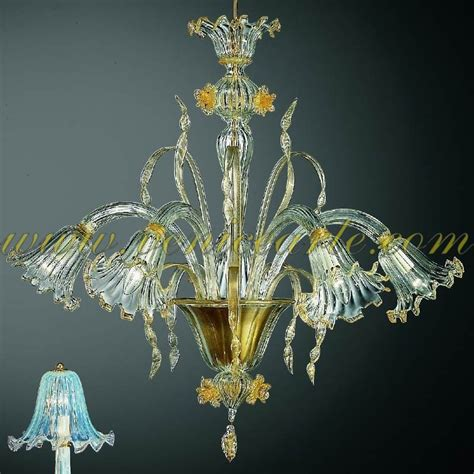 lustre verre murano tiepolo lustre en verre de murano