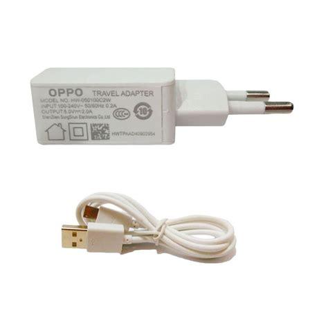 Usb Oppo jual oppo usb putih travel charger cable micro usb harga kualitas terjamin blibli