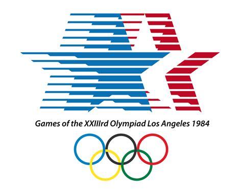 design logo usa logo of the 1984 olympic games los angeles california