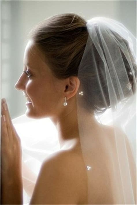 Wedding Hair And Veil Placement by Wedding Veil Placement Images Rustic Country